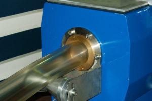 сшивка в процессе экструзии полиэтиленовой трубы PEX-a