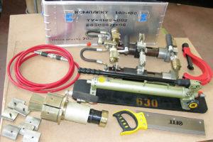 комплект инструмента для монтажа трубопроводов ТВЭЛ-ПЭКС