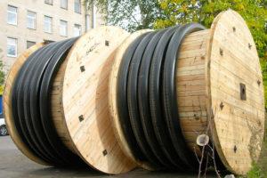 поставка труб ТВЭЛ-ПЭКС на невозвратной таре — деревянных катушках